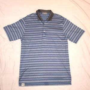 Peter Millar Crown Soft Classic Striped Golf Polo